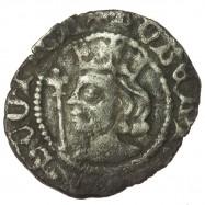 Robert II Silver Penny -...