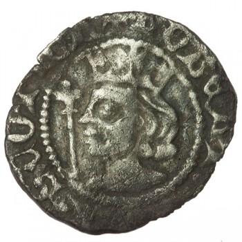 Robert II Silver Penny - Scottish