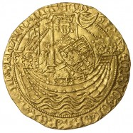 Henry VI Gold Noble Calais