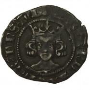 Edward III Silver Penny Treaty K
