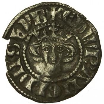 Edward I Silver Penny 3d 1