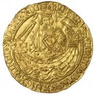 Henry VI Gold Noble