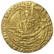 Edward III Gold Half Noble...