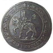 Charles I Silver Half Pound...