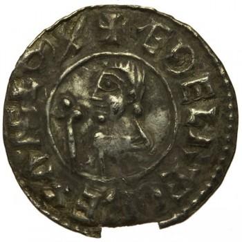 Aethelered II 'CRUX' Silver Penny 1