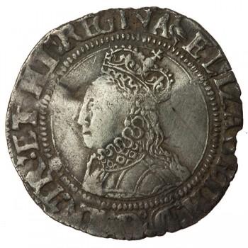 Elizabeth I Silver Groat
