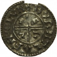 Aethelered II 'CRUX' Silver Penny