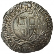 Commonwealth 1649 Silver...