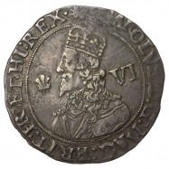Charles I Oxford Silver...