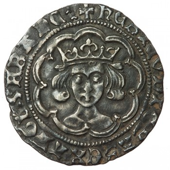 Henry VI (Restored) Silver Groat