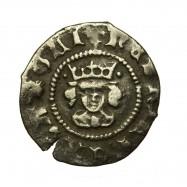 Henry VI Silver Halfpenny