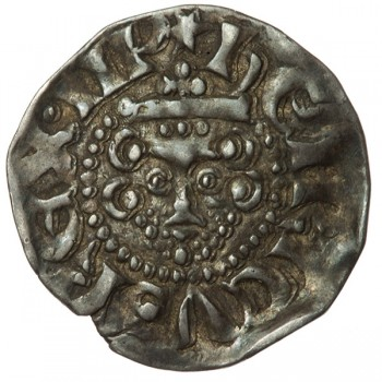 Henry III Silver Penny 3ab Carlisle