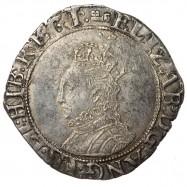 Elizabeth I Silver Shilling