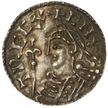 Cnut 'Short Cross' Silver Penny York
