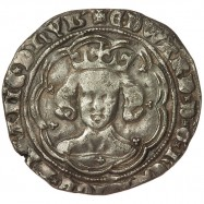 Edward III Silver Groat Gg