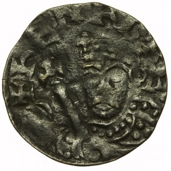 Henry II Tealby Silver Penny Class D