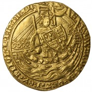 Edward III Gold Noble Gg