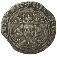 Richard II Silver Halfgroat
