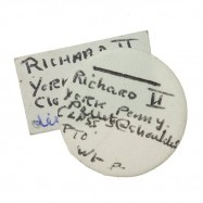 Richard II Silver Penny York