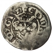 Edward III Silver Halfpenny...