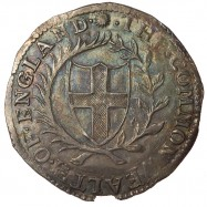 Commonwealth 1656 Silver...