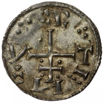 Viking Coinage of York - Cnut Silver Penny