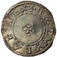 Edward The Elder Silver Penny