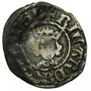 Richard II Silver Halfpenny 1