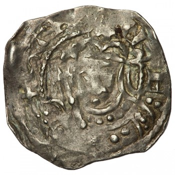 Stephen 'Voided Cross and Stars' Silver Penny