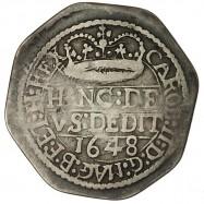 Charles I Pontefract Silver...