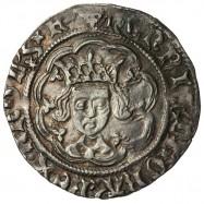 Henry VI Silver Halfgroat...