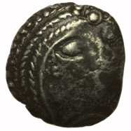 Iceni 'Early Face / Punk Head' Silver Unit