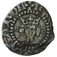 Henry V Silver Halfpenny...