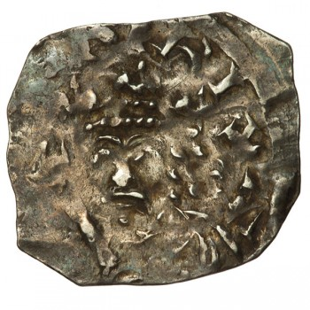 Henry II Tealby Silver Penny Class F Canterbury