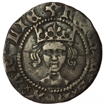 Henry VI Silver Penny Annulet Issue London