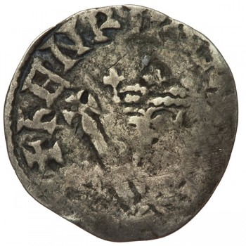 Henry II Tealby Silver Penny D3 Carlisle
