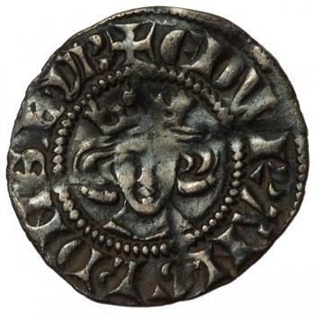 Edward I Silver Halfpenny Bristol