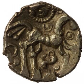 Dobunni 'Sunburst Little Horse' Gold Quarter Stater