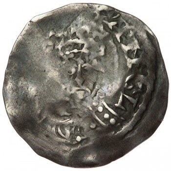 Henry II Tealby Silver Penny Class A1 Leicester