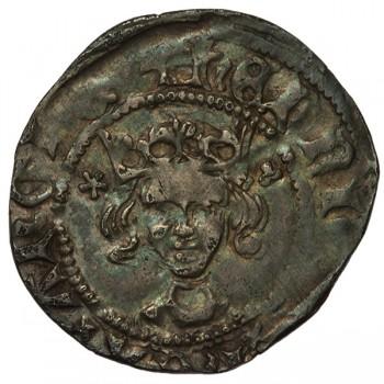 Henry V Silver Penny Class G - York