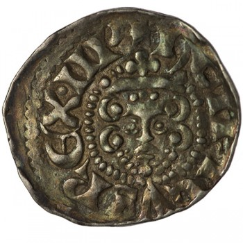 Henry III Silver Penny 3b Canterbury