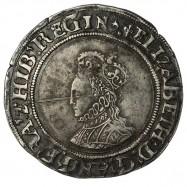 Elizabeth I Silver Shilling...