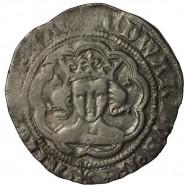 Edward III Silver Halfgroat E
