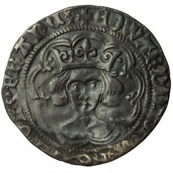 Edward IV Silver Groat - I/II Mule
