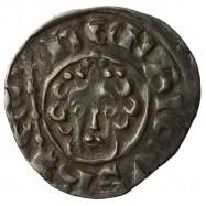 Henry III Silver Penny 7b Canterbury