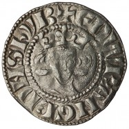 Edward I Silver Penny 3bc - Transitional