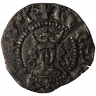 Henry VI Silver Halfpenny Annulet Issue