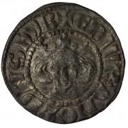 Edward I Silver Penny 3d...