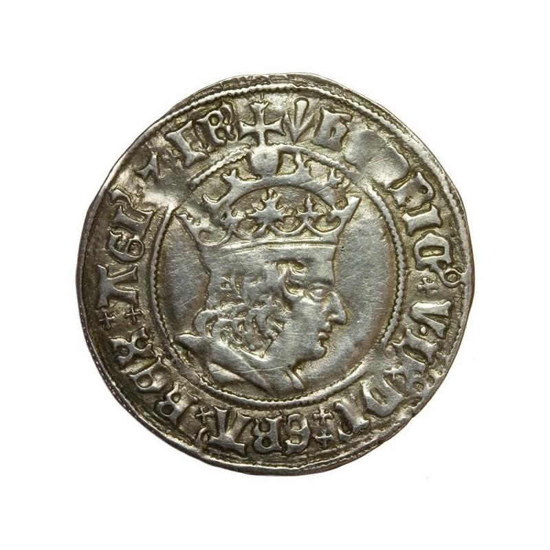 Henry VII Silver Groat 1