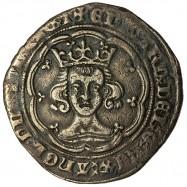 Edward III Silver Groat -...